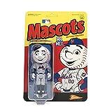 Mr. Met Mascots Mets MLB Super 7 Reaction Action Figure