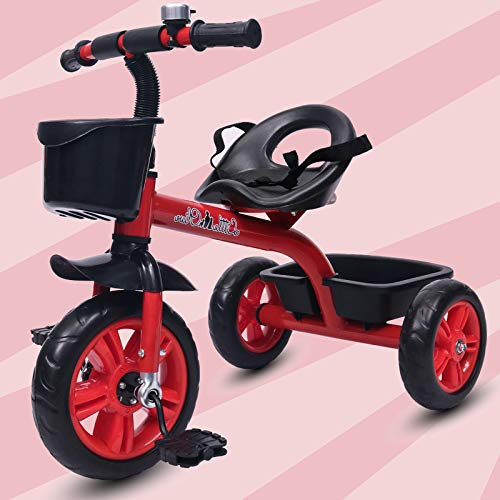 Little Olive Bugs Bunny Baby Tricycle Phthalates Esters Free, Harmful Chemicals Free / Kids Trike / Ride On | Suitable for Boys & Girls - (1 to 4 Years)