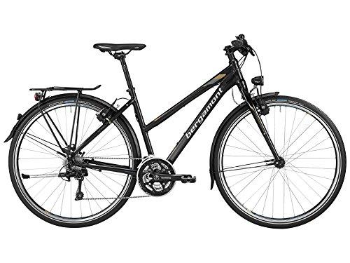 Bergamont Vitess LTD Damen Trekking Fahrrad Sondermodell schwarz/grau/gold 2016: Größe: 56cm (177-184cm)