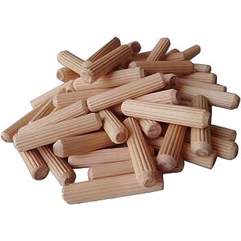 8 x 35 Holzd/übel Holzverbindung M/öbel D/übel Buche x50