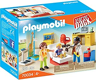 Playmobil 70034 City Life Children's Doctor Starter Pack (B07JLRX868) | Amazon price tracker / tracking, Amazon price history charts, Amazon price watches, Amazon price drop alerts