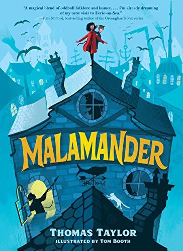 Malamander (Eerie-On-Sea)
