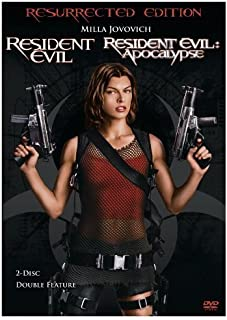 Resident Evil / Resident Evil: Apocalypse by Sony Pictures Home Entertainment
