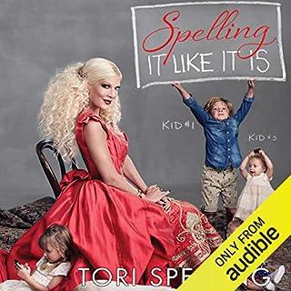 Spelling It Like It Is audiobook cover art
