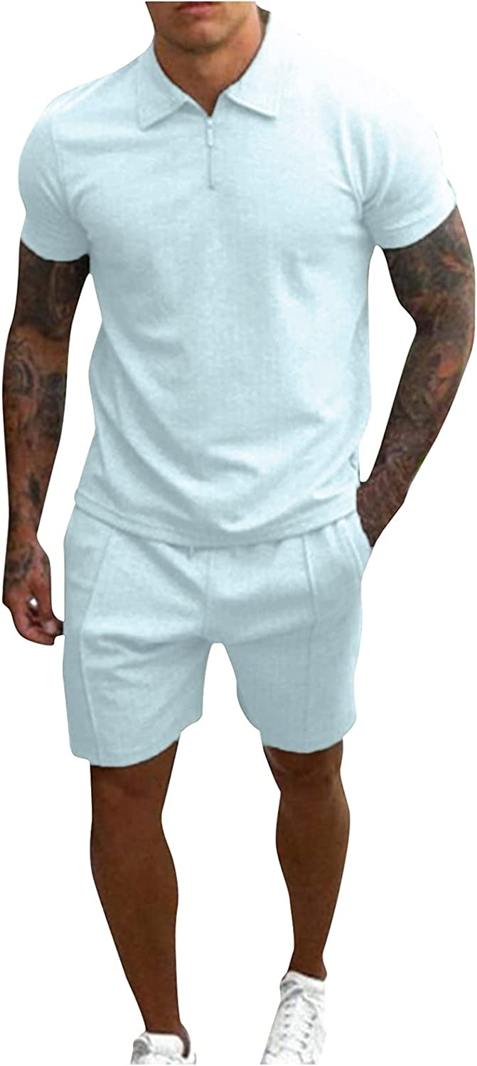 Sport Set for Cheap Men New product! New type Summer Color 2 Outfits Piece S Block Tracksuit