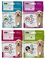 VetIQ Healthy Treats For Puppies Variety Pack, 4 x 50G