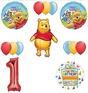 Best pooh party supplies Reviews