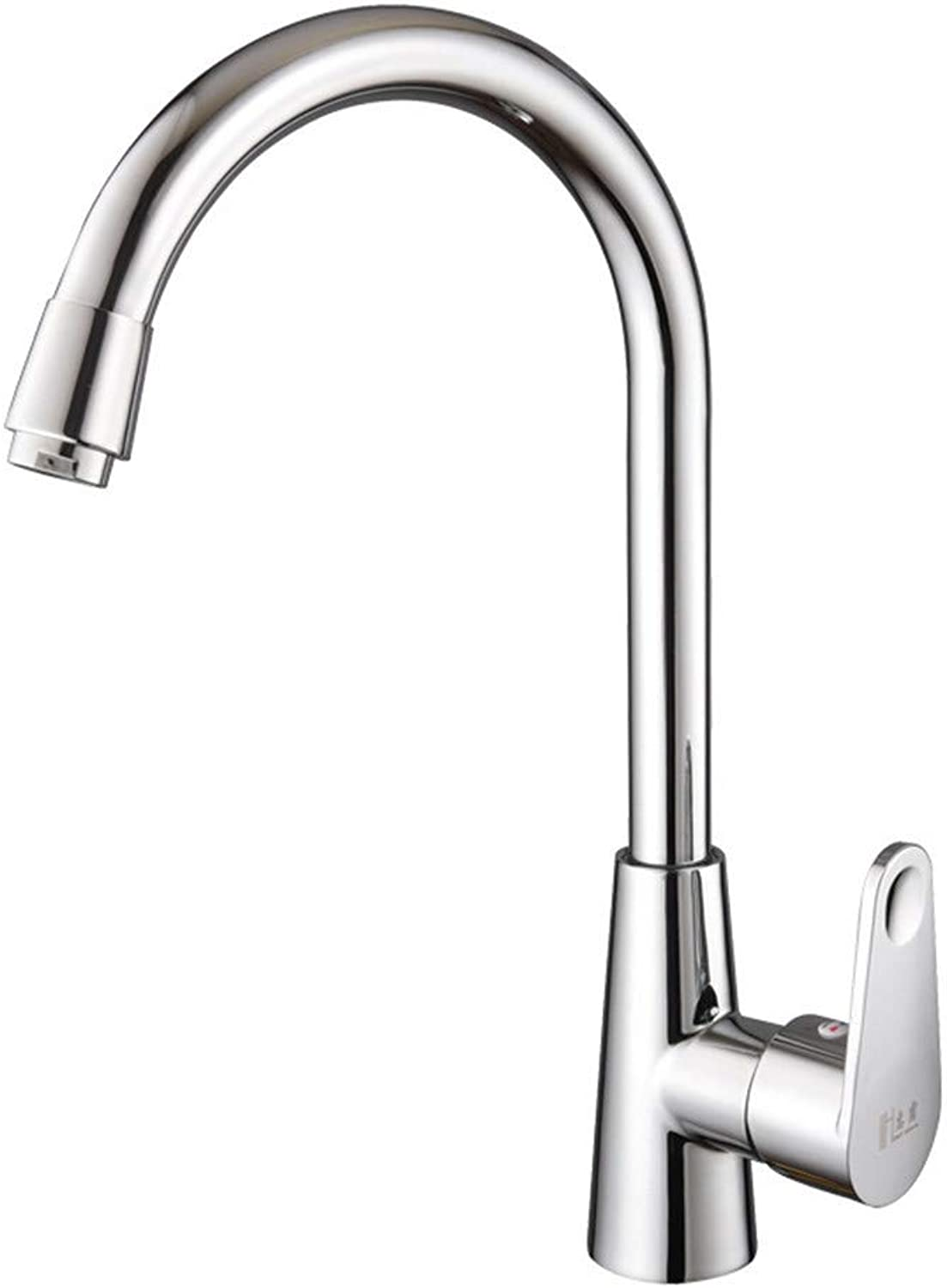XPYFaucet Bathroom Kitchen Sink Faucet,Hot And Cold Skin Tap, Copper Material