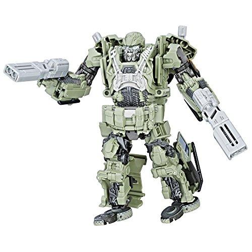 Transformers Figura de Autobot Hound de Clase Viajero El último Caballero