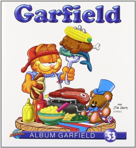 Album Garfield n.53