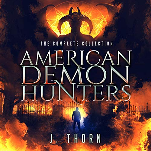 American Demon Hunters - The Complete Collection cover art