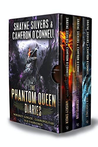 The Phantom Queen Diaries: Books 1-3 (The Phantom Queen Diaries Boxsets Book 1) (English Edition)