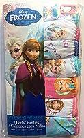 ディズニー アナと雪の女王 カラーショーツ 7枚セット【並行輸入品】 (100-110cm (4歳))