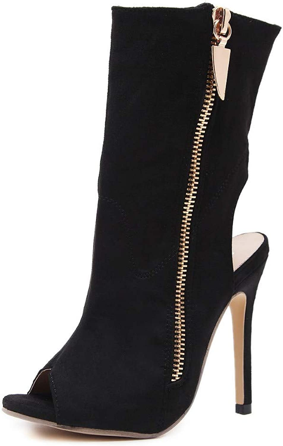 JQfashion Women's High-Heeled shoes with Fine Feet in Spring and Summer