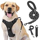 Kindacoool Dog Harness, No Pull No Choke Front Lead Harness,...