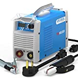 YESWELDER ARC Welder 125Amp Digital Inverter IGBT Stick MMA Welder,110/220V Dual Voltage Hot Start Portable Welding Machine