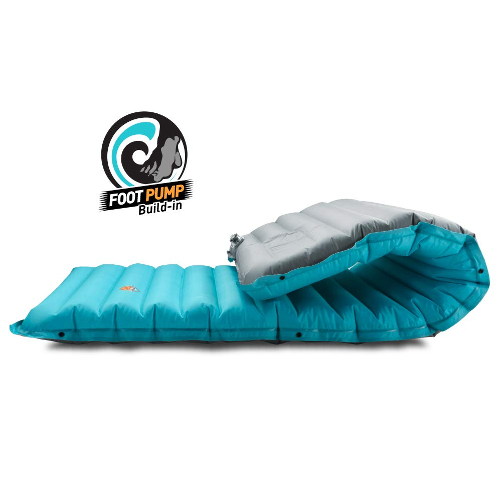 ZOOOBELIVES Inflatable Comfortable Backpacking Lightweight