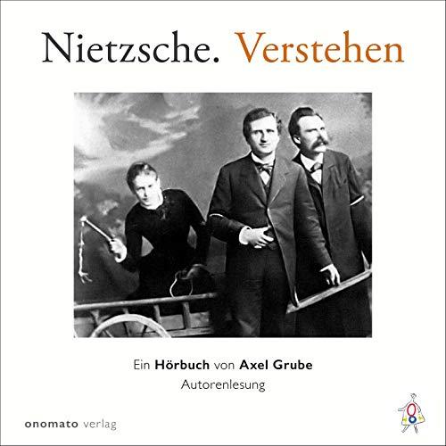 Couverture de Nietzsche. Verstehen.