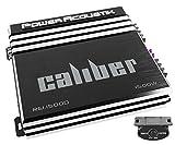 Power Acoustik RE1-1500D 1500 Watt Mono Amplifier Car Audio Amp