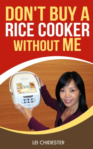 Don't Buy a Rice Cooker Without Me