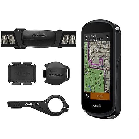 ガーミン エッジ(Edge) 1030plus 日本版 スピード ケイデンス 心拍センサーセット タッチパネル GPS ブルートゥース(010-02424-60)