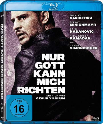 Only God Can Judge Me (2017) ( Nur Gott kann mich richten ) (Blu-Ray)