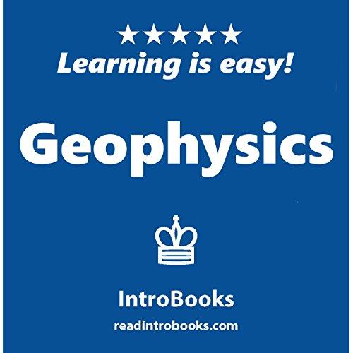 Geophysics audiobook cover art