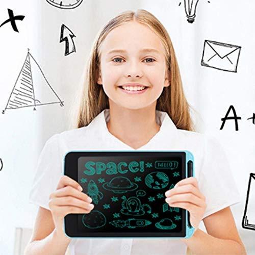 Kloius Tablero de Dibujo electrónico LCD de 6.5 Pulgadas Tableta de Escritura para niños Grobe Handschrift Accesorios para Tablets