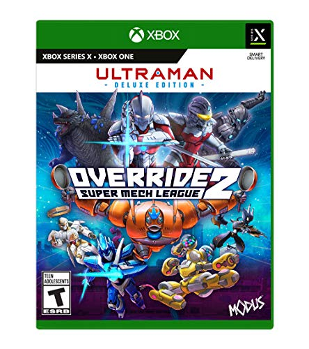 Override 2: Ultraman Deluxe Edition (Xb1) - Xbox One and Xbox Series X