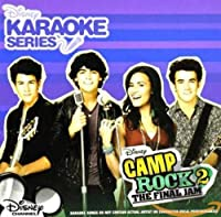 Disney Karaoke Serie Camp Rock 2