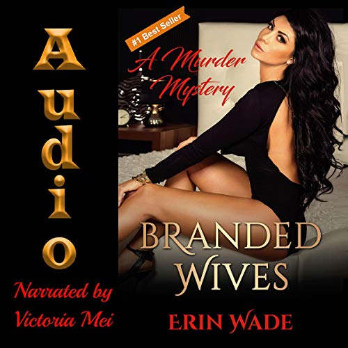 Branded Wives audiobook cover art