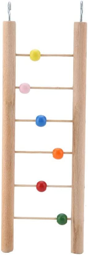 Pet Parrot Wood Ranking TOP17 Ladder Stairs Standing Chewing Slide Sales of SALE items from new works