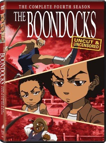 Boondocks: The Complete Fourth Season [DVD] [Region 1] [US Import] [NTSC]