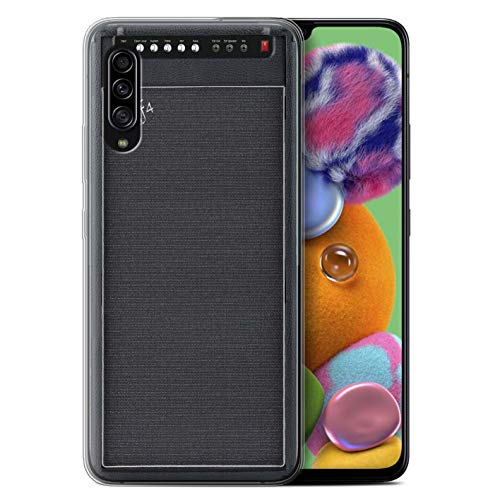 eSwish telefoonhoesje/Cover/Skin/SG-GC/Speaker Design Collection Samsung Galaxy A90 5G 2019 Versterker