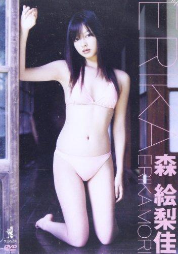 DVD>森絵梨佳:Erika (<DVD>)