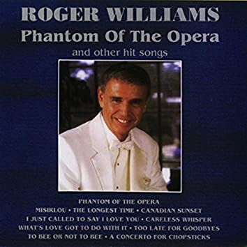 Phantom Of The Opera & Other Hit Songs