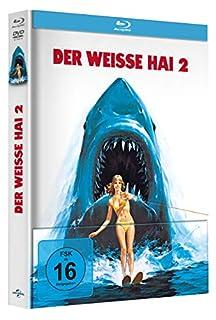 Der weiße Hai 2 - Blu-ray - Mediabook