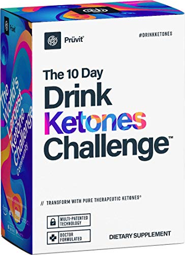 Pruvit The 10 Day Drink Ketones Challenge