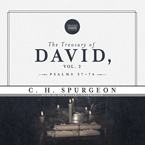 The Treasury of David, Vol. 2 Audiobook By C. H. Spurgeon cover art
