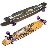 Loaded Bhangra Bamboo Flex 2 Longboard Completo