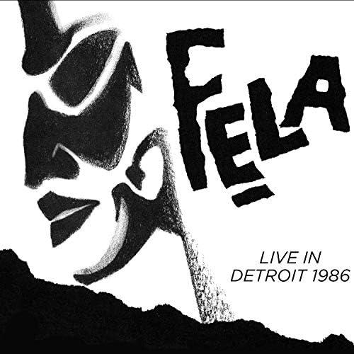 Fela Kuti & Egypt 80