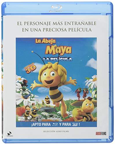 La Abeja Maya, la Pelicula 3D - BD [Blu-ray]