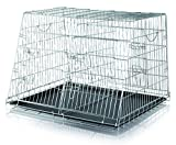 Trixie - 3930 - Cage de transport double - 93 x 68 x 79 cm