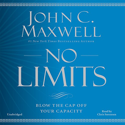 No Limits audiobook cover art