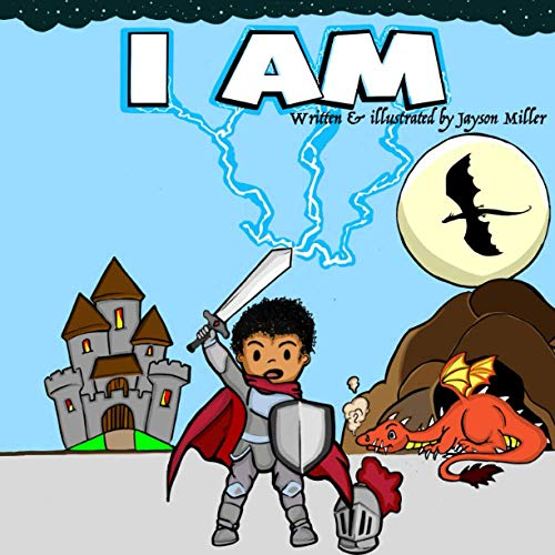I Am: Positive affirmations for kids. (Jacob and friends)
