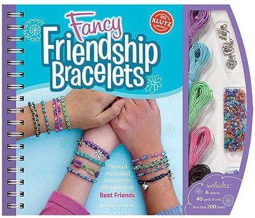 Fancy Friendship Bracelets by Klutz by Klutz