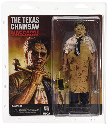 NECA Leatherface die Texas Chainsaw Massacre Bekleidet 20 cm Action Figur Leatherface The Texas Chainsaw Massacre Clothed 20 cm Action Figure