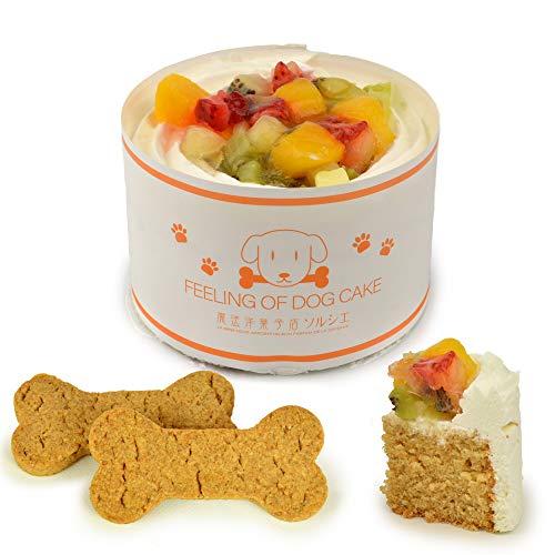 ソルシエ『魔法洋菓子店ソルシエ 犬用 デコレーションケーキ』