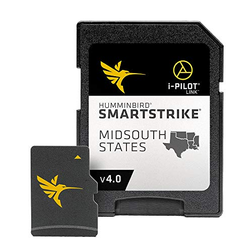 Great Deal! Humminbird SmartStrike Mid-South States Edition Digital GPS Lake Maps, Micro SD Card, Ve...