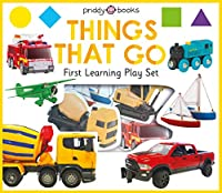 First Learning Things That Go Play Set (First Learning Play Sets)